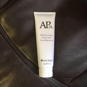 nuskin Makeup - Nuskin ap24 whitening toothpaste